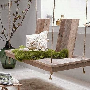 Ideas para reciclar y decorar sillones puff - Ideas para decorar tu casa reciclando ...