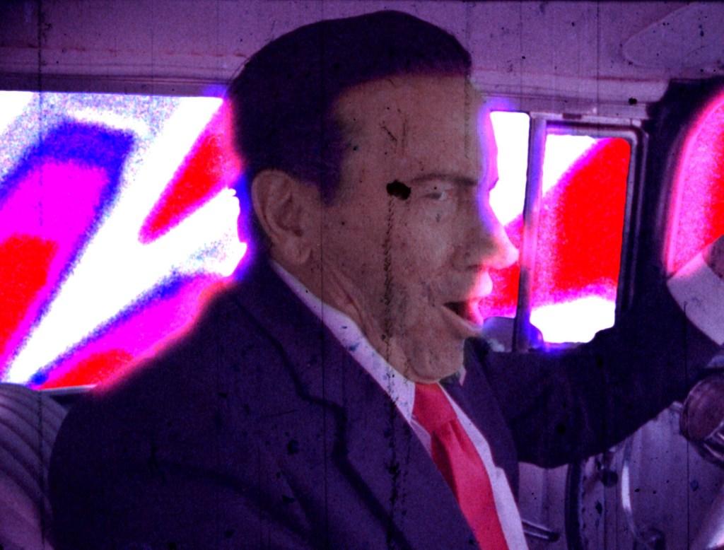 Richard Nixon The Getaway Driver