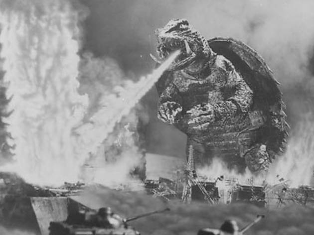 Read more about the article B-Movie Night with Gamera the Giant Monster