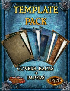 Template Pack #5 Sea