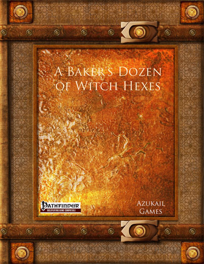 A Baker's Dozen of Witch Hexes