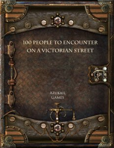 100 People to Encounter on a Victorian Street
