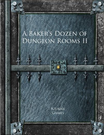 A Baker's Dozen of Dungeon Rooms II