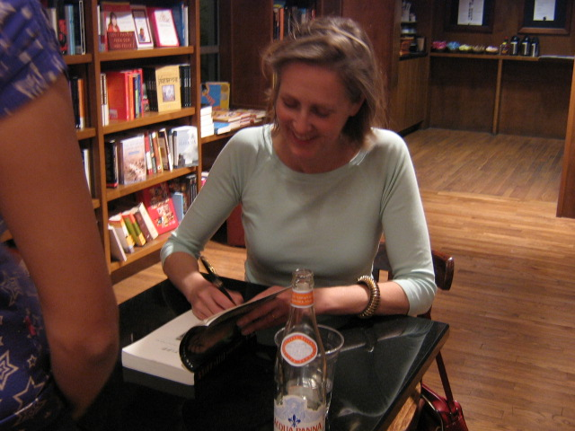Mary Roach at Books & Books (2/3)