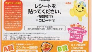 【終了】2018/8/31ライフ×クラシエフーズ 知育菓子キャンペーン