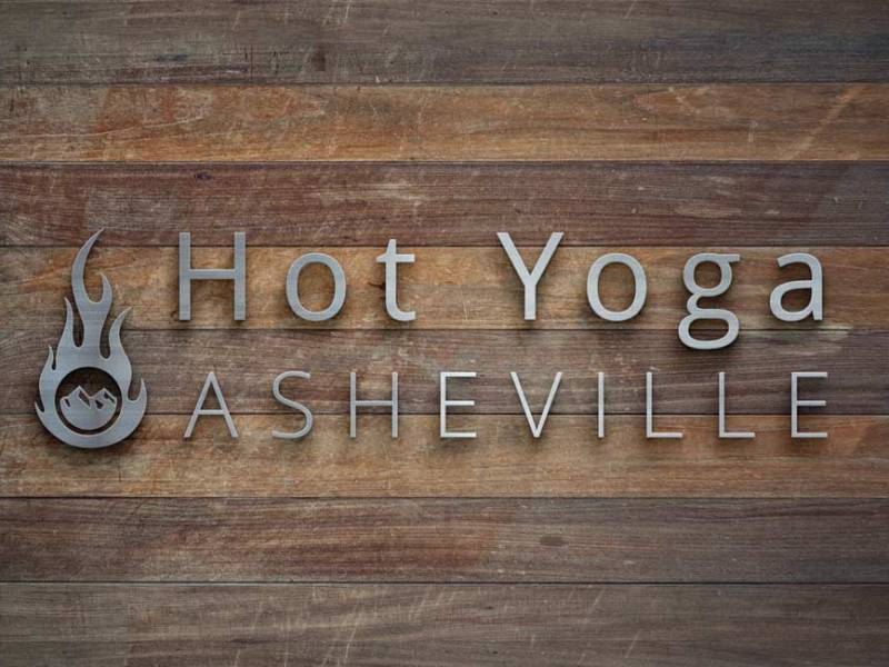 Hot-Yoga-Asheville-Logo-and-Sign-Azulan-Design-Sacha-Webley