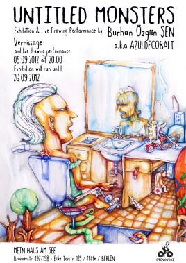 Solo exhibition in Berlin