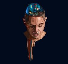 Digital Portrait Drawing nr4