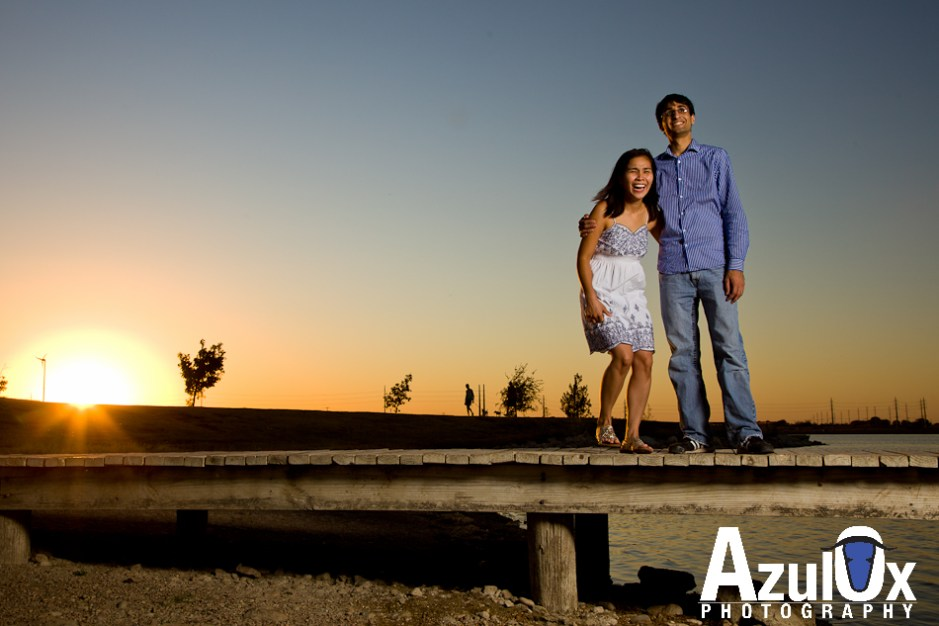 Anna & Anil – Engagement's in Pflugerville