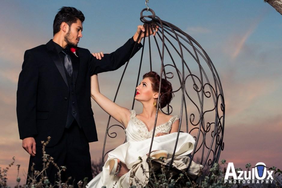 Kinetic Romance: Wedding Style Shoot
