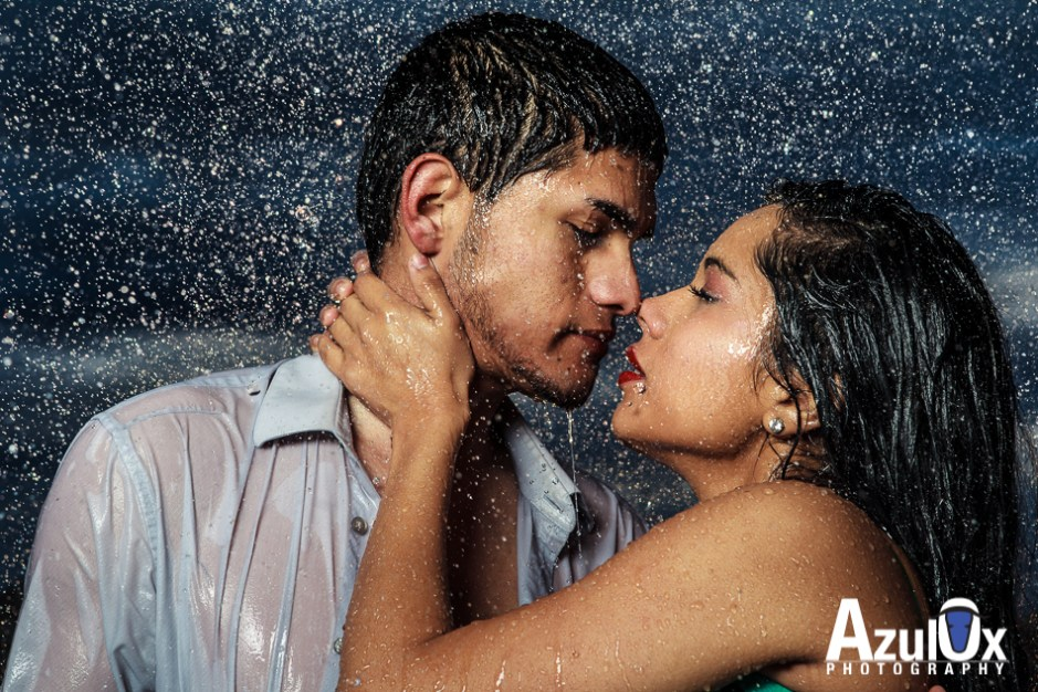 Haide & Manny: Soaked