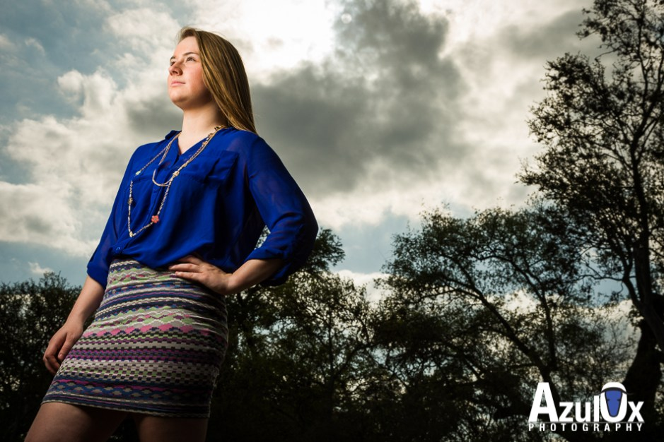 Savanna Noel: Senior Portraits