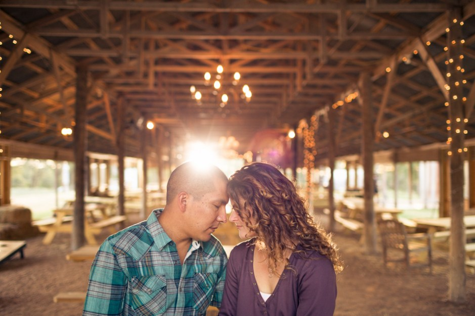 Joe & Misti: Engagements at Stanley's Farmhouse Pizza