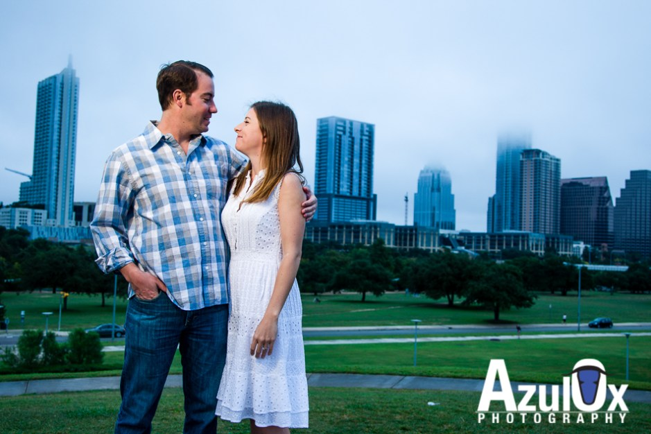 Ivy & Dan: Austin Engagement Session