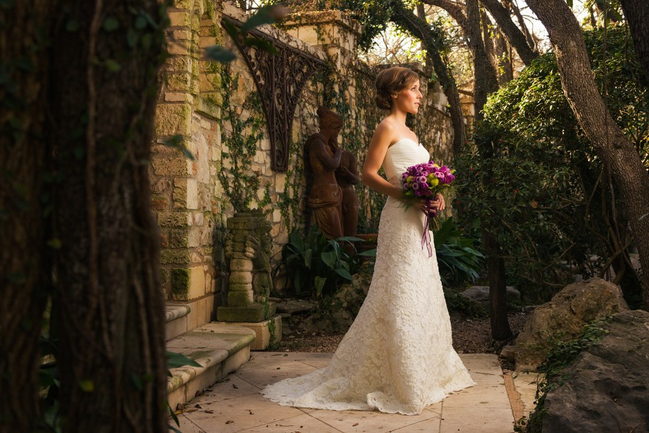 Stacy: Bridal Portraits at SwitchWillo in Austin