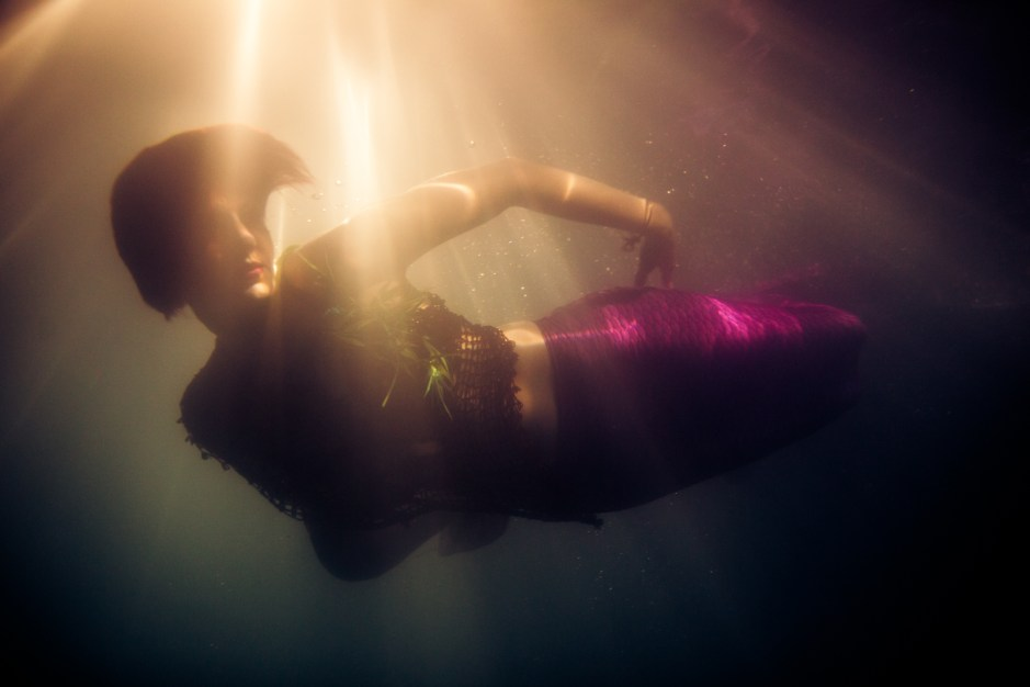 Mermaid Monday: Creative Underwater Portraits in Austin