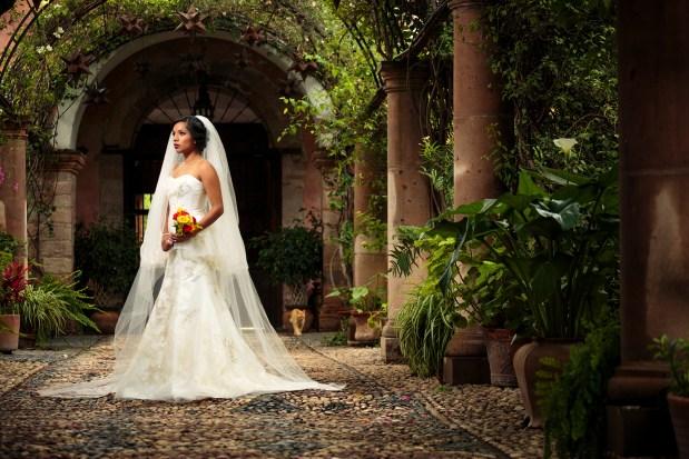 Las Trancas Bridal Photo Session - Adventure Brida Photos - Destination Bridal Photos - Austin Wedding Photographer