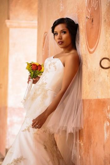 Haide: Bridal Portraits from Hacienda Las Trancas, Mexico - Exotic Location Bridal Portraits - Austin Wedding Photographers -