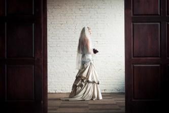 Jon & Kim's Downtown Austin Wedding - Bridal Portraits - Austin Wedding Photographers