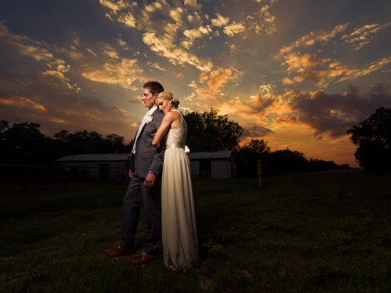 Jared & Megan: Inn at Wild Rose Hall Wedding in Dripping Springs - Austin photographers - Golden Hour Wedding Portraits -