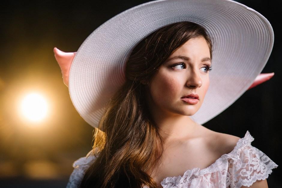 Kaitlyn: Liberty Hill Senior Portraits