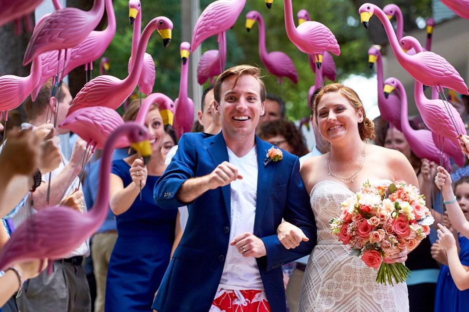 Emily and Joseph: Austin Style Wedding at Mercury Hall