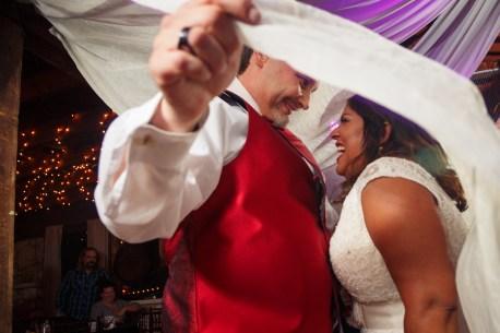 Angela & Arron: Vista on Seward Hill Wedding -