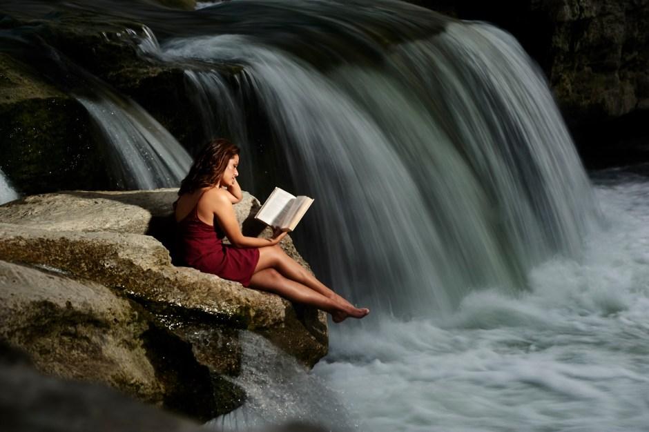 Ale: Mystic McKinney Falls, Austin Senior Portraits