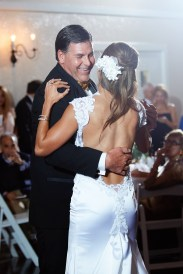 Kristina and Brett at Vintage Villas - Father and daughter dance - hill country wedding - austin wedding photographer