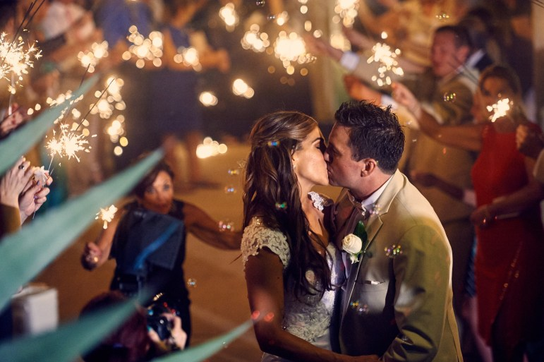 Kristina and Brett at Vintage Villas - First Dance - hill country wedding -austin wedding photographer -