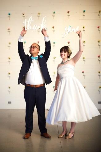 Jonathan and Lindsay - austin wedding photographer - Prospect House - DIY Wedding