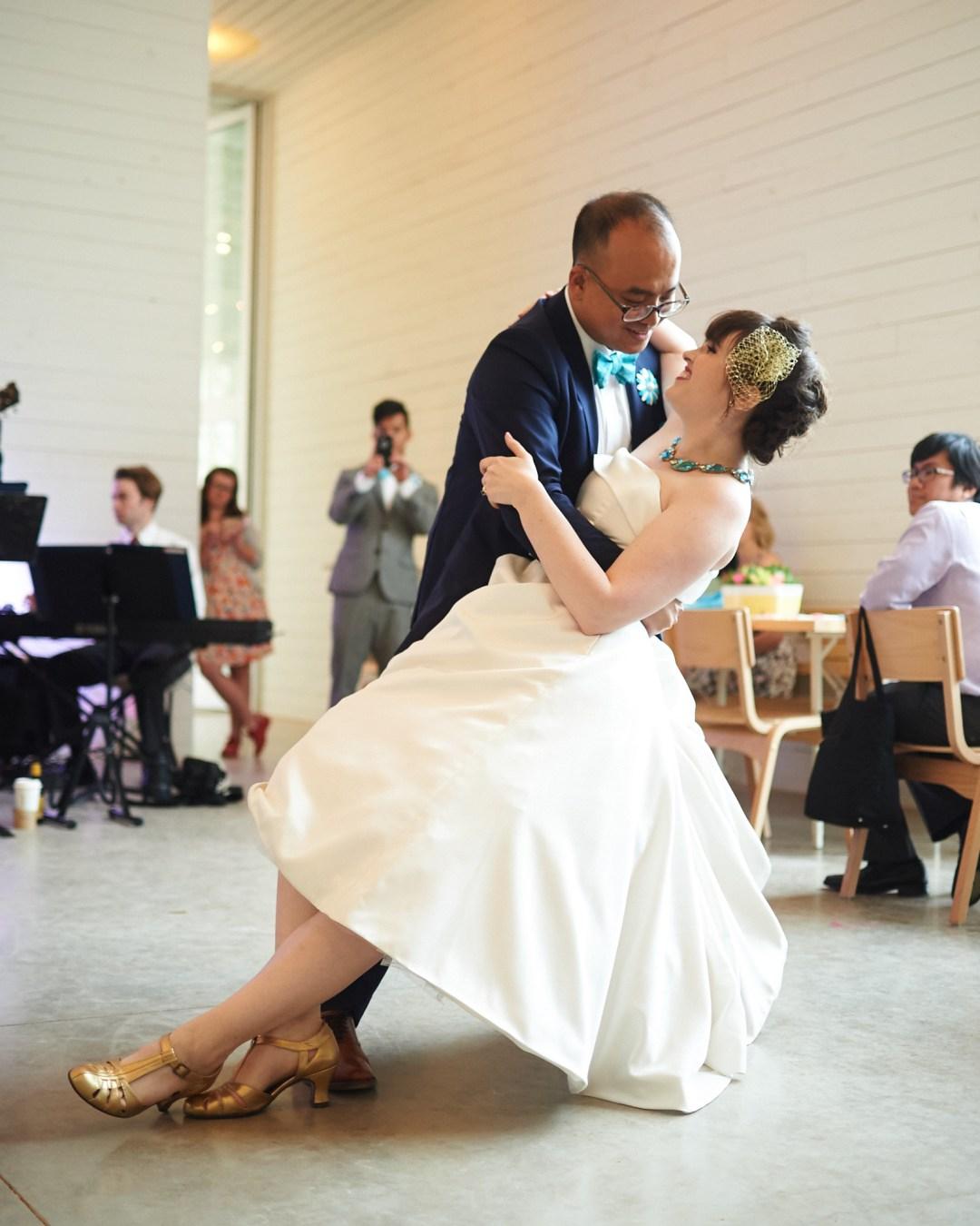 Jonathan and Lindsay - Prospect House - DIY Wedding - 102