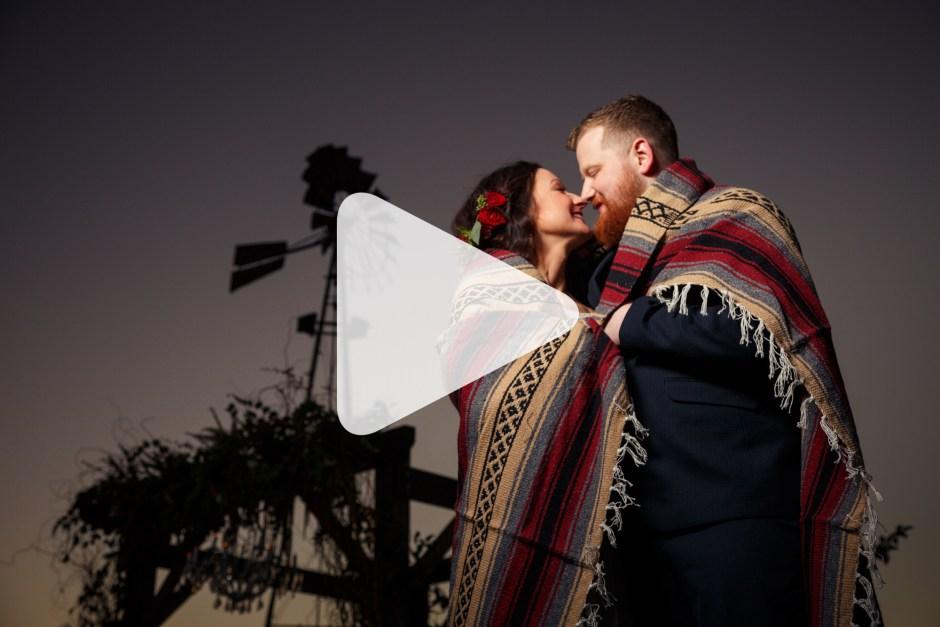 Jessica & Mark: Ranch Austin Wedding Teaser Video