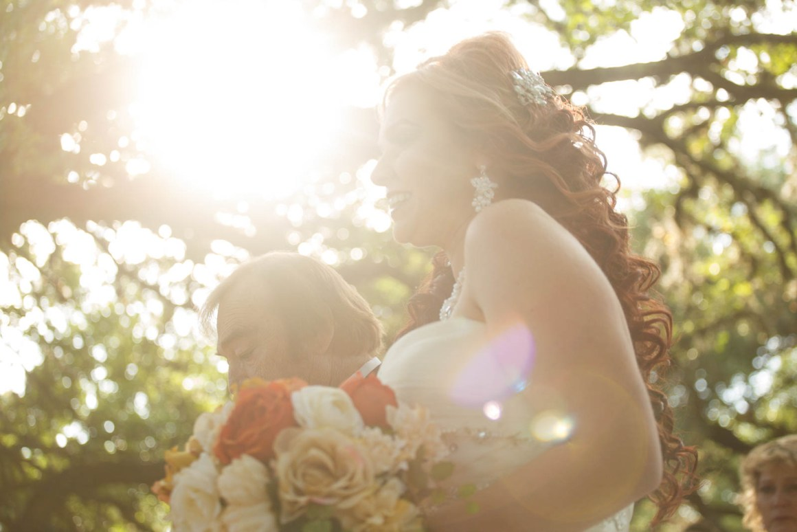 Canyon Lake Wedding - Country Wedding - Classic Car Wedding - New Braunfels Wedding - Father of the Bride - Shay and Jason