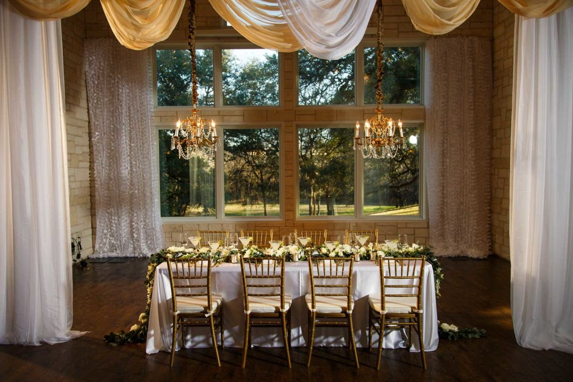 Cathedral Oaks Event Center - Bliss Bridal Magazine - Bridal Photos - Austin Wedding Photographers - Austin Wedding Venues - Creative Innovations Wedding & Event Florals - Karla McNeil Events -Elegant Golden Hour Wedding