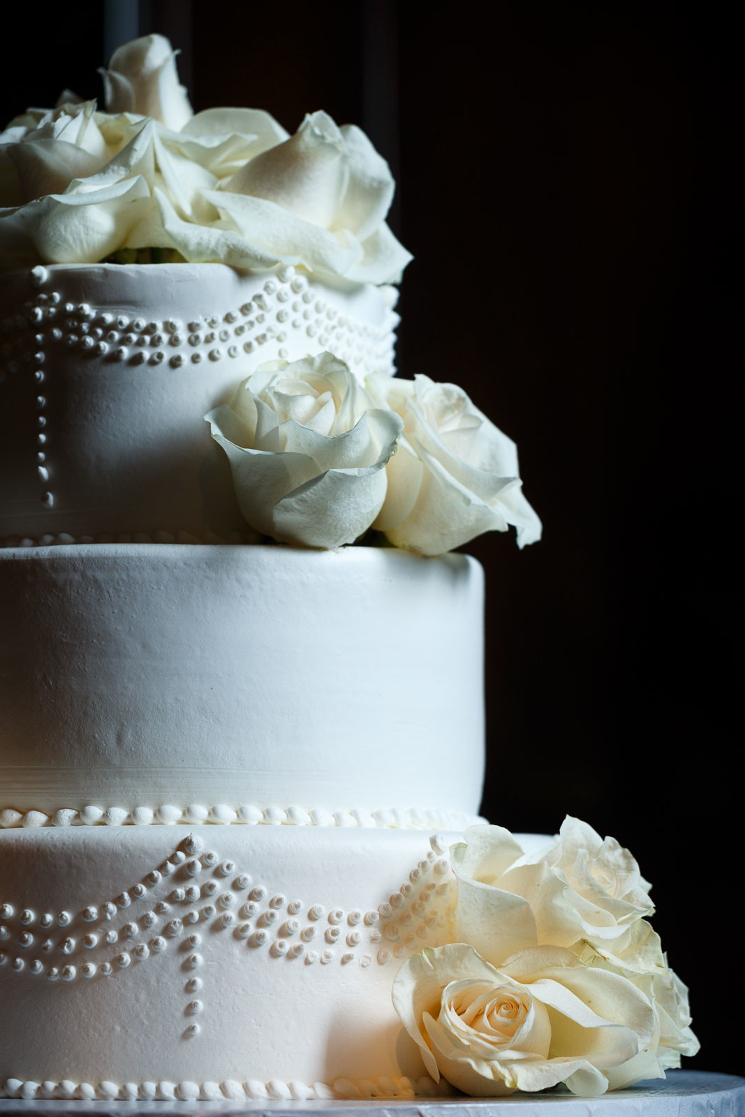 Featured Wedding Cakes -DIY Wedding Cakes - Austin Wedding Photographers -Alicia and Collin Wedding - Porto's Bakery
