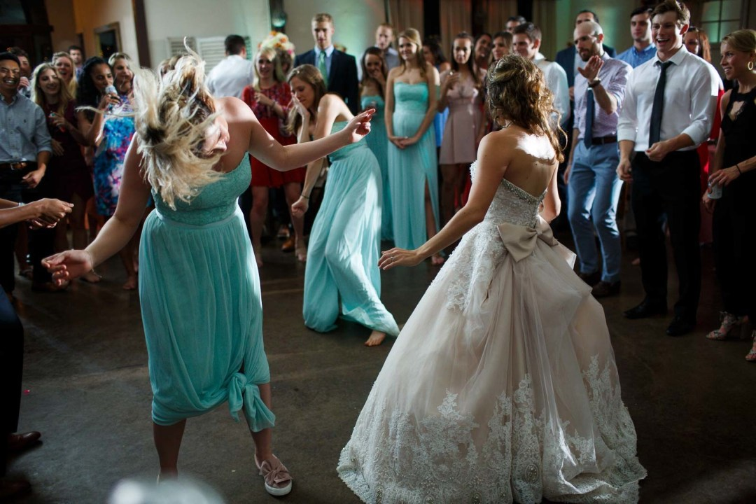 Hill Country Wedding - Pecan Springs Ranch Wedding - Wedding Reception - dancing - Austin Wedding Photographer - Matt and Allison