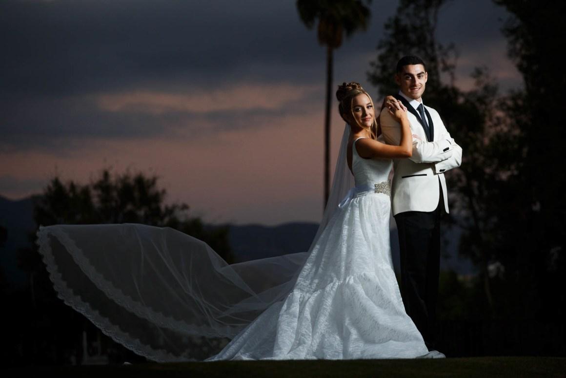Colin and Alicia Wedding, Lakeside Country Club Wedding,Sunset Wedding Photos, West Coast Destination Wedding