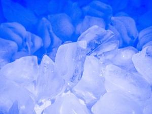 はちみつ結晶冷凍庫