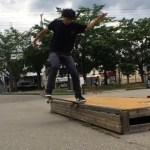 【スケートHOW TO】B/Sノーズスライド たった1つのポイント!!