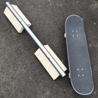 スケボー, レール, 自作,DIY,skateboarding, skate, rail, handmade,homemade
