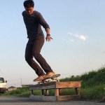 【スケートHOW TO】B/S 50-50のコツ!