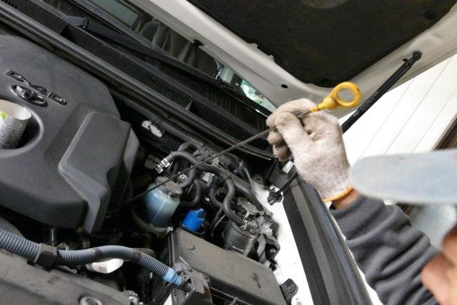 Prad 150] I tried exchanging engine oil [diesel] | Wasabi Blog