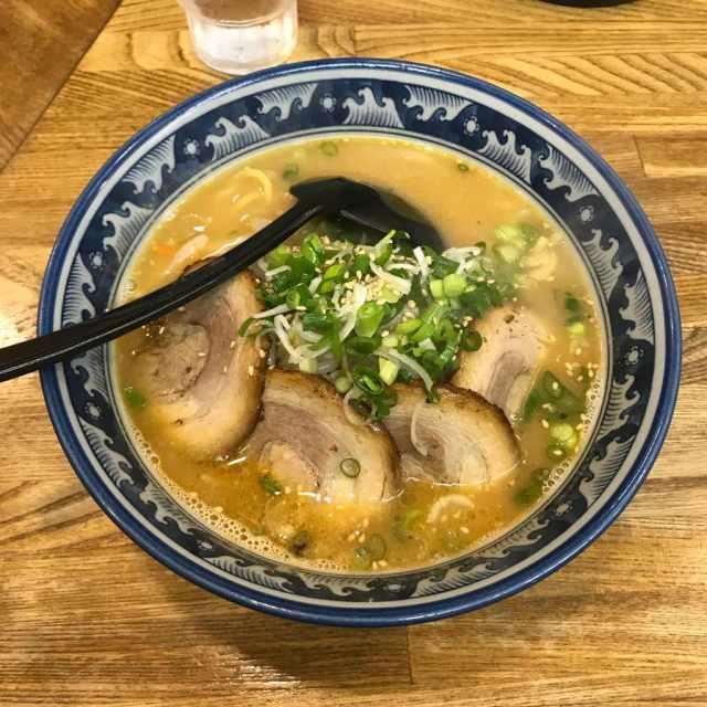 ラーメン,長野,長野駅前,みそ家,味噌