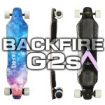 【電動スケボー】高性能な『Backfire G2s』を安く購入する方法!