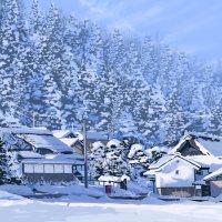 寒波,冬,年末,雪,大雪