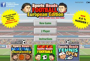 Big Head Football Unblocked Games