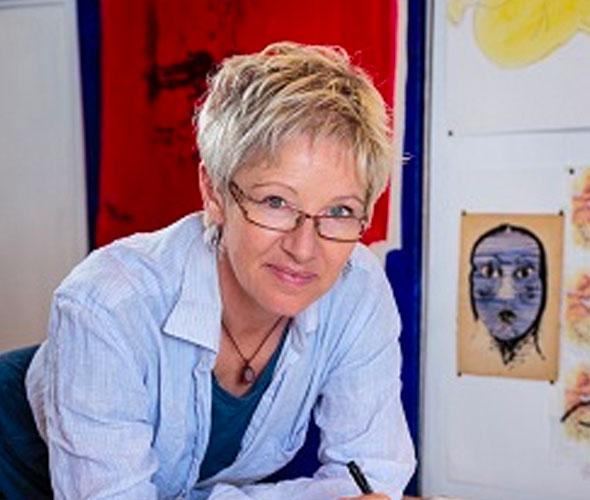 Nicola Powys Artiste peintre