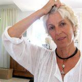 Portrait Cathie COTTO artiste peintre