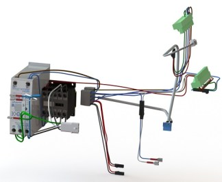 Uno Wire Harness Assembly